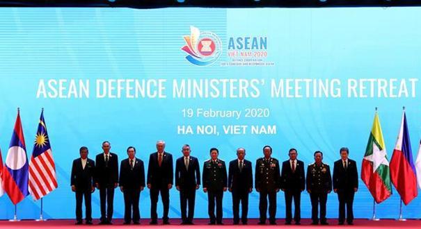 東盟防長高度評價中國抗擊疫情的努力