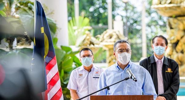馬來西亞外長:共同抗疫讓馬中關係更加緊密