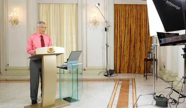 新加坡總統宣布解散國會啟動大選