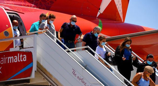 馬耳他國際機場重新開放