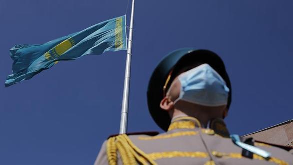 哈薩克斯坦舉行全國性哀悼活動