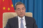 王毅:單邊霸淩是當前國際秩序面臨的現實挑戰