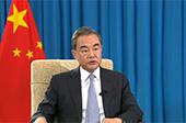 王毅:南海不能成為國際政治的角鬥場