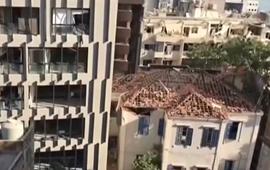 黎巴嫩:貝魯特港口區發生爆炸致嚴重傷亡