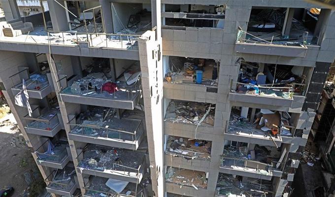 貝魯特:爆炸之後