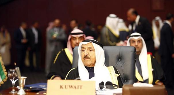 科威特埃米爾薩巴赫去世