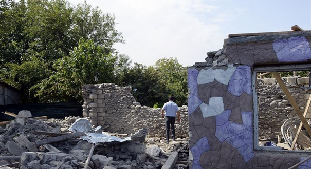 阿塞拜疆與亞美尼亞在納卡地區爆發新一輪衝突