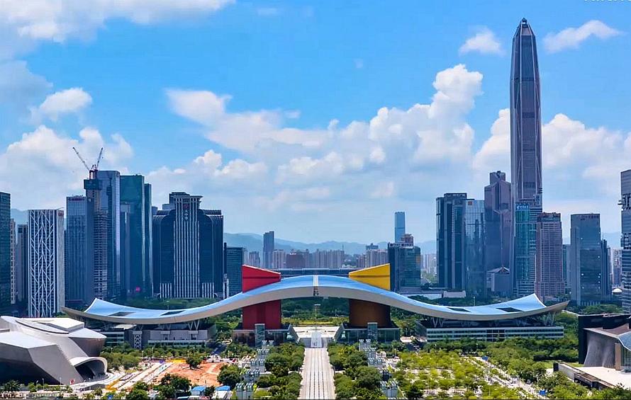 中國有扇越開越大的門