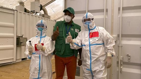 中非媒體呼吁加強合作 反對疫情政治化病毒標簽化