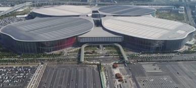 """進博會裏的健康新時尚:""""中國加速度""""構築健康長城"""