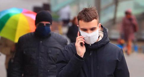 白俄羅斯首都明斯克:強制佩戴口罩