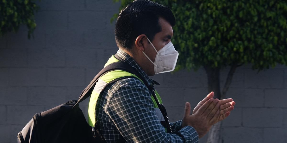 墨西哥累計新冠確診病例數破百萬