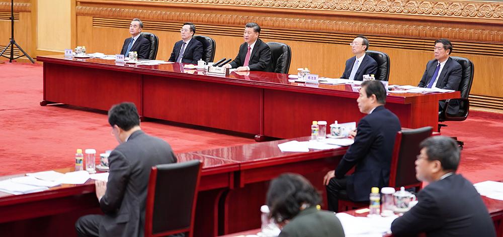 習近平出席亞太經合組織第二十七次領導人非正式會議並發表重要講話