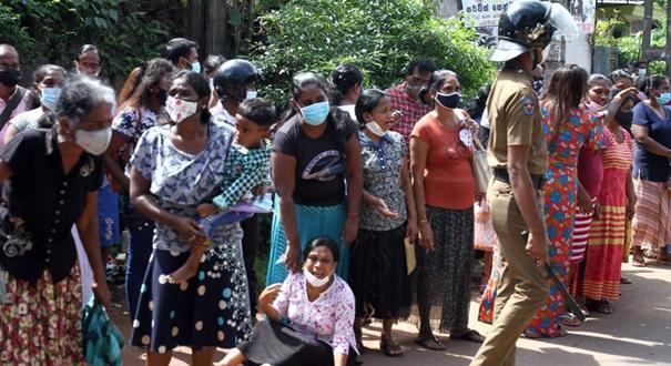 斯裏蘭卡發生監獄騷亂致8死45傷