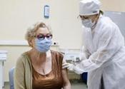 莫斯科:新冠疫苗接種進行時