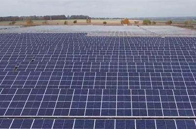 中國公司投資興建的光伏電站將為匈牙利帶來清潔能源