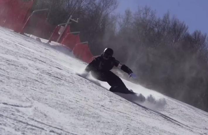 全球連線|(走近冬奧)微紀錄片:造雪師