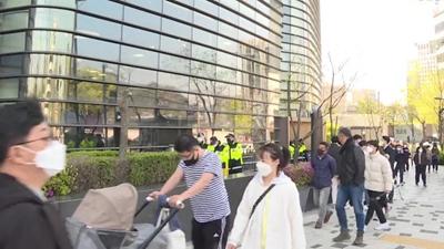 全球連線|日本決定核污染水入海引發韓國民眾抗議