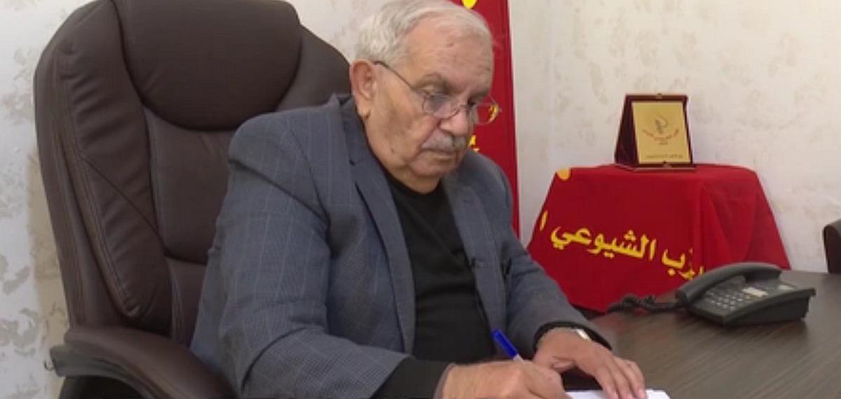 全球连线 为逐梦,中国人在与时间赛跑——专访约旦共产党总书记