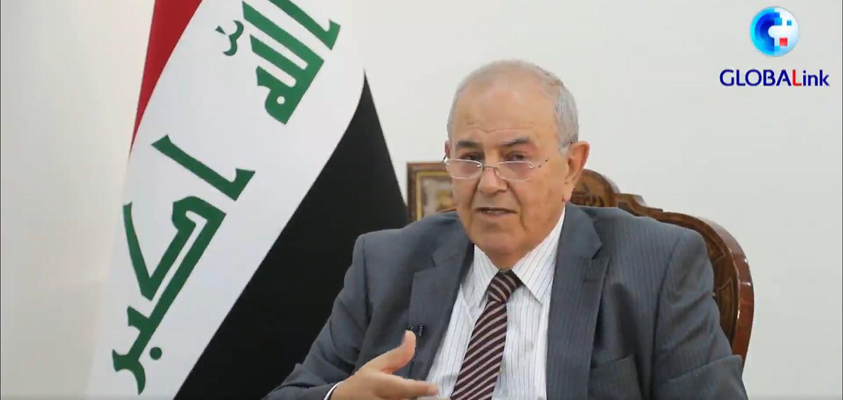 全球连线   中共证明了自己高效的治理能力——专访伊拉克民族团结党创始人