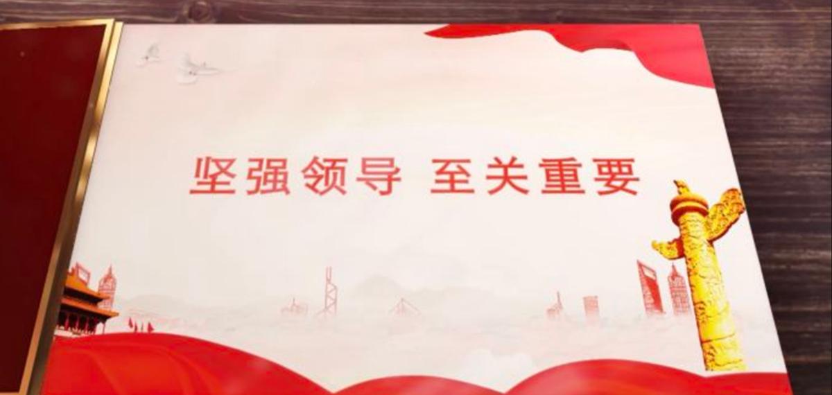 全球连线 (中共百年·世界政党说)坚强领导 至关重要