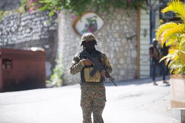 海地總統莫伊茲遇刺身亡