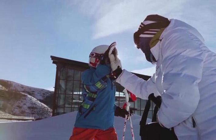 全球連線|冬奧腳步·普及冬奧