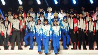 全球連線 | 北京冬奧制服正式亮相