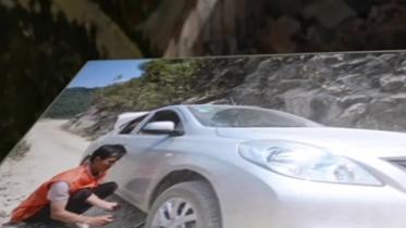 全球連線|3年磨壞29條輪胎 這位駐村第一書記的車進了展覽館