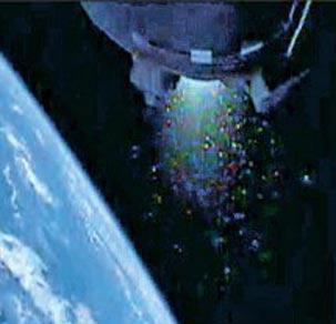 韓國公開羅老號首次發射失敗有關影像