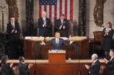 奧巴馬國情咨文 能否打個翻身仗?