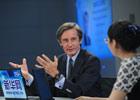 新華網專訪聯合國副秘書長