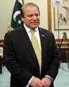 巴基斯坦總理謝裏夫