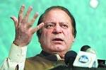 巴基斯坦總理米安·穆罕默德·納瓦茲·謝裏夫