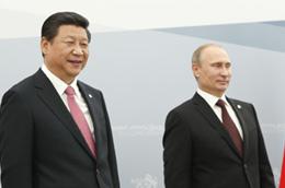 北京-莫斯科:再一次握手
