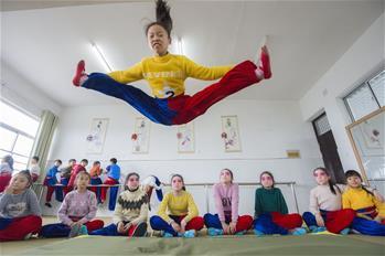 江蘇海安:國粹進課堂