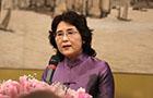 中国驻日大使馆举办国际妇女节招待会