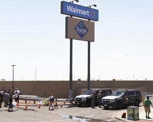 美國得克薩斯州致命槍擊後 沃爾瑪稱無意停售槍支