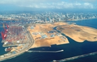 中國港灣科倫坡港口城有限責任公司發布社會責任報告斯裏蘭卡官方語言版本