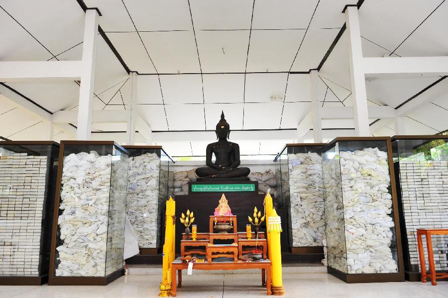 泰國首家免費艾滋病收治機構足泉寺