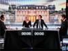 法國大選:候選人舉行唯一一次電視辯論
