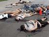 敘再現13具被屠殺屍體 明顯是被處決