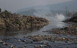 關注環境:尼泊爾聖河--巴格馬蒂河(組圖)