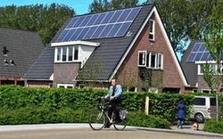 """荷蘭""""太陽城"""" 全球首個二氧化碳零排放居住小區"""