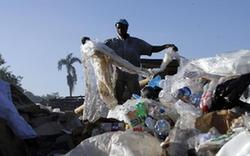 關注環境:多米尼加艾納的垃圾堆放場(組圖)