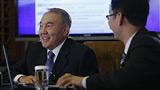 納扎爾巴耶夫總統與中國網民在線交流互動