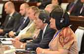烏茲別克斯坦舉行實現糧食計劃國際會議【高清組圖】
