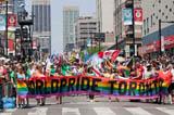 多倫多舉辦2014年世界同性戀自豪節大遊行(高清組圖)