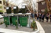 悉尼安設首個地下廢棄物處理係統