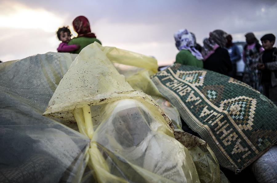 世界難民日:我想有個家(高清)